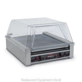 Nemco 8045SXN-220 Hot Dog Grill