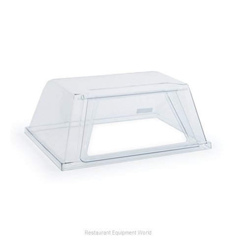 Nemco 8045WGD Self-Serve Guard - Flat Top (Magnified)