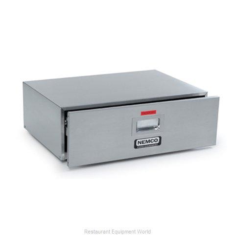 Nemco 8048-BW-220 Hot Dog Bun / Roll Warmer