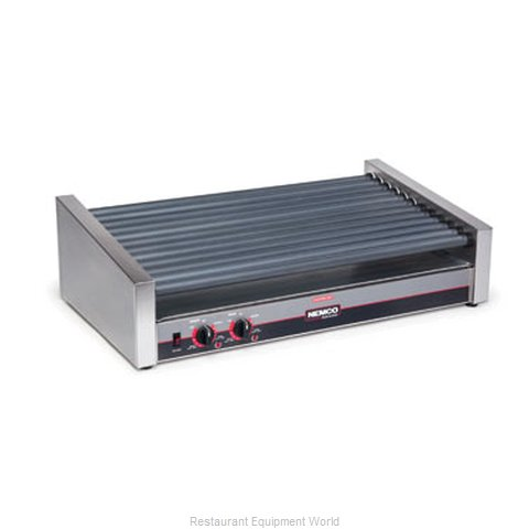 Nemco 8055SX-SLT Hot Dog Grill (Magnified)