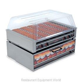 Nemco 8075 Hot Dog Grill