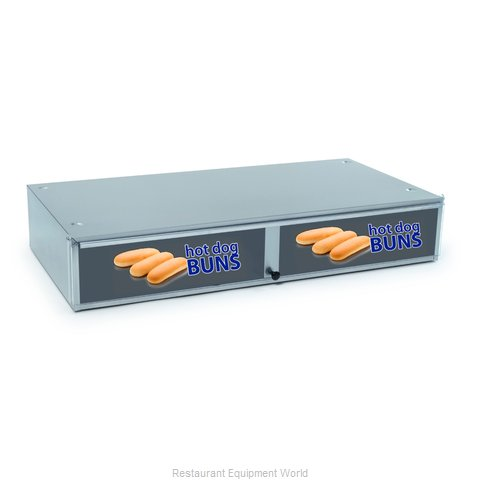 Nemco 8230-SBB Hot Dog Bun Box