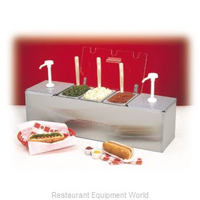 Nemco 88100-CB-1 Condiment Dispenser, Pump-Style