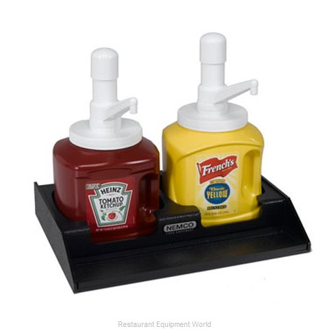 Nemco 88500-CO2 Condiment Caddy Countertop Organizer