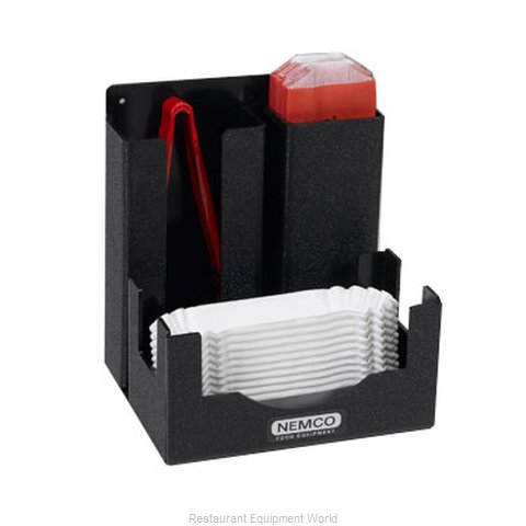 Nemco 88500-CO3 Condiment Caddy Countertop Organizer