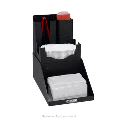 Nemco 88500-CO4 Condiment Caddy Countertop Organizer