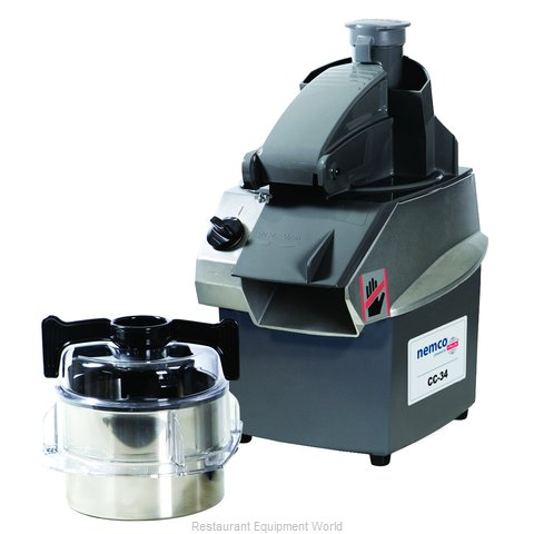 Nemco CC-34 Food Processor, Benchtop / Countertop