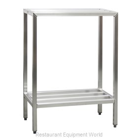 New Age 1023 Shelving Unit, Tubular