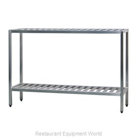 New Age 1024TB Shelving Unit, T-Bar