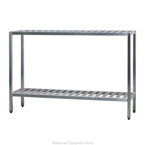 New Age 1031TB Shelving Unit, T-Bar (Magnified)