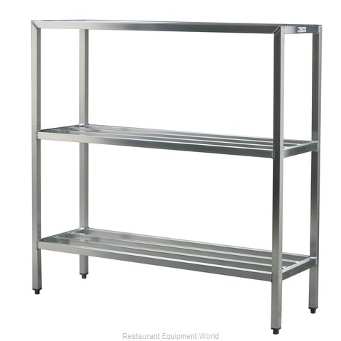 New Age 1041 Shelving Unit Tubular