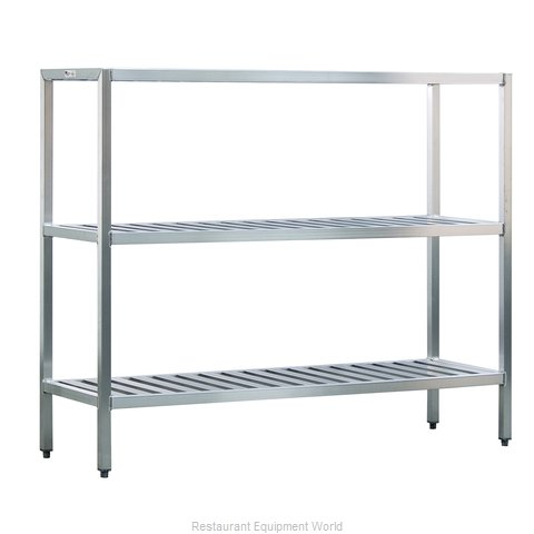 New Age 1044TB Shelving Unit, T-Bar (Magnified)