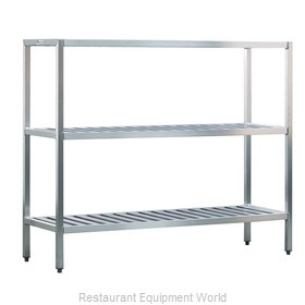New Age 1044TB Shelving Unit, T-Bar