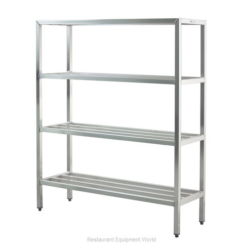 New Age 1061 Shelving Unit, Tubular