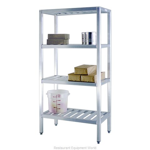 New Age 1061TB Shelving Unit, T-Bar (Magnified)