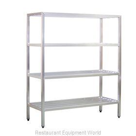 New Age 1067 Shelving Unit, Tubular