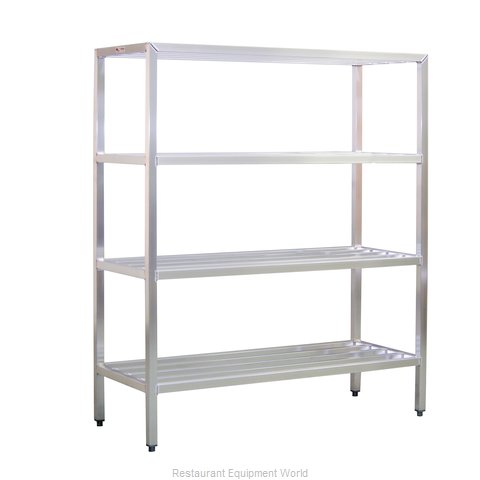 New Age 1071 Shelving Unit, Tubular