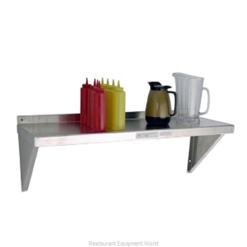 New Age 1126A Shelving, Wall-Mounted