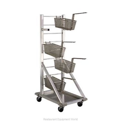 New Age 1210 Fry Basket Rack