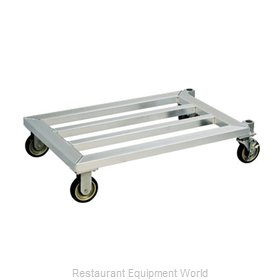 New Age 1211 Dunnage Rack, Tubular Mobile