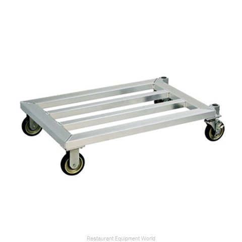 New Age 1212 Dunnage Rack, Tubular Mobile (Magnified)