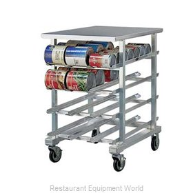 New Age 1225 Can Storage Rack