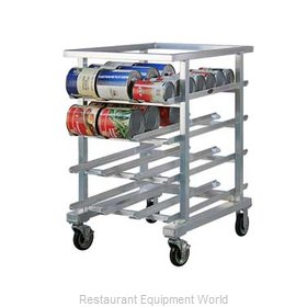 New Age 1226NT Can Storage Rack