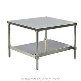 New Age 12436GSU Equipment Stand, for Countertop Cooking