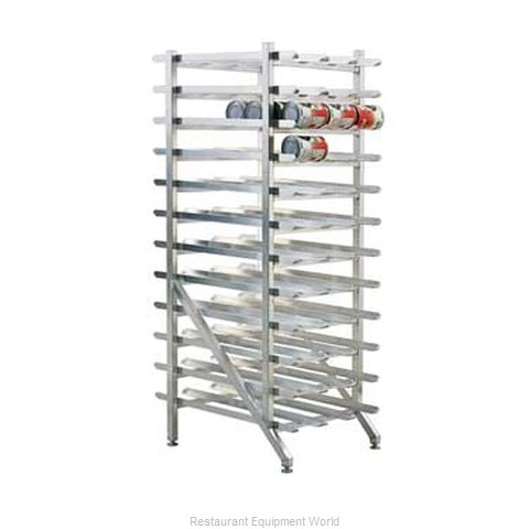 New Age 1254 Can Storage Rack