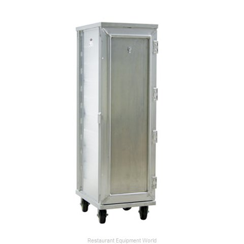 New Age 1290 Bun Pan Rack Cabinet Mobile Enclosed (Magnified)