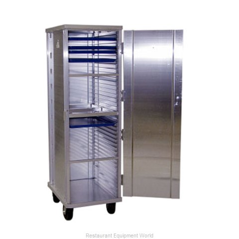 New Age 1290A Bun Pan Rack Cabinet Mobile Enclosed