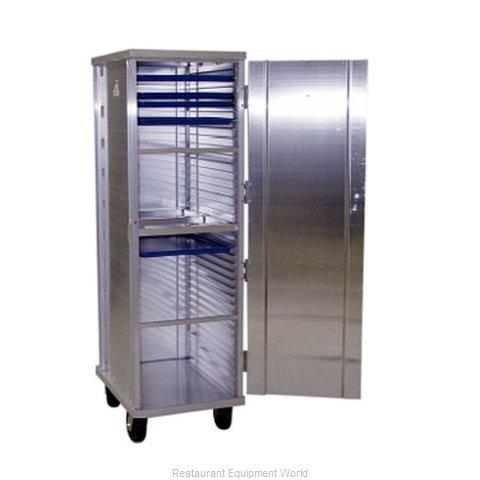 New Age 1290A Cabinet, Enclosed, Bun / Food Pan