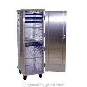 New Age 1290A Cabinet, Enclosed, Bun / Food Pan