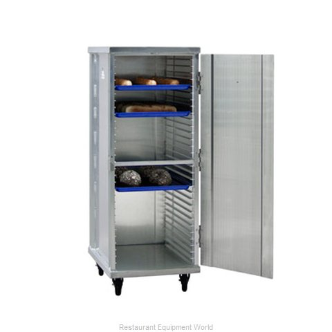 New Age 1293 Bun Pan Rack Cabinet Mobile Enclosed (Magnified)