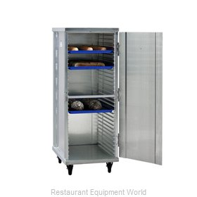 New Age 1293 Cabinet, Enclosed, Bun / Food Pan