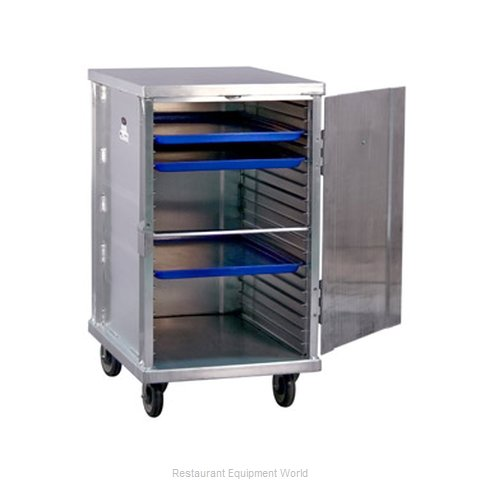 New Age 1296 Bun Pan Rack Cabinet Mobile Enclosed