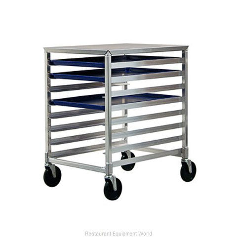 New Age 1313 Prep Cart Pan Rack w Work Top (Magnified)