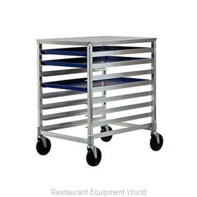 New Age 1313 Pan Rack with Work Top, Mobile