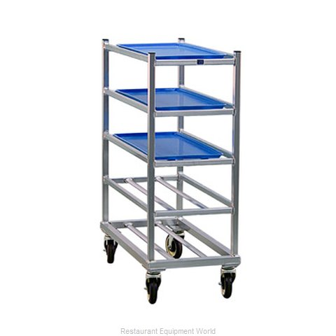 New Age 1354 Platter Rack, Mobile (Magnified)