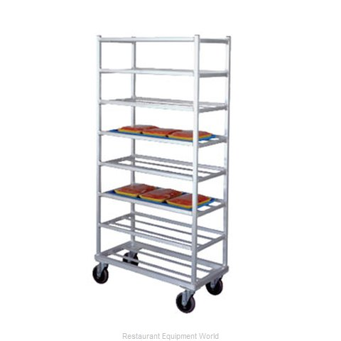 New Age 1355 Platter Rack, Mobile (Magnified)