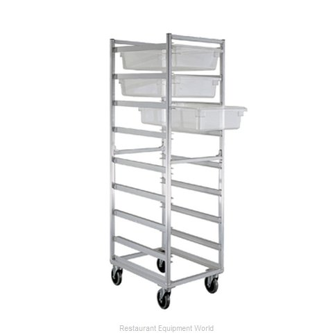 New Age 1481 Bulk Storage Rack, Mobile (Magnified)