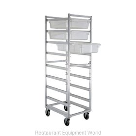 New Age 1481 Bulk Storage Rack, Mobile