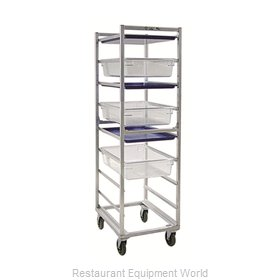 New Age 1486 Bulk Storage Rack, Mobile