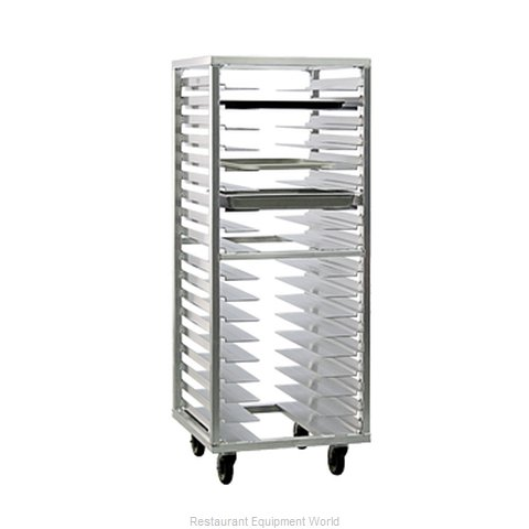 New Age 1637 Rack Roll-In Refrigerator