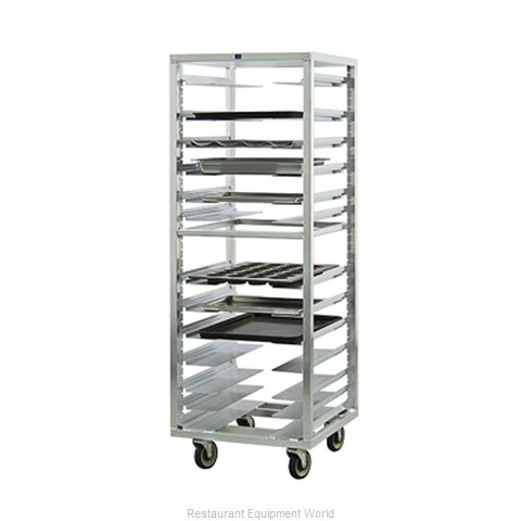 New Age 1650 Refrigerator Rack, Roll-In