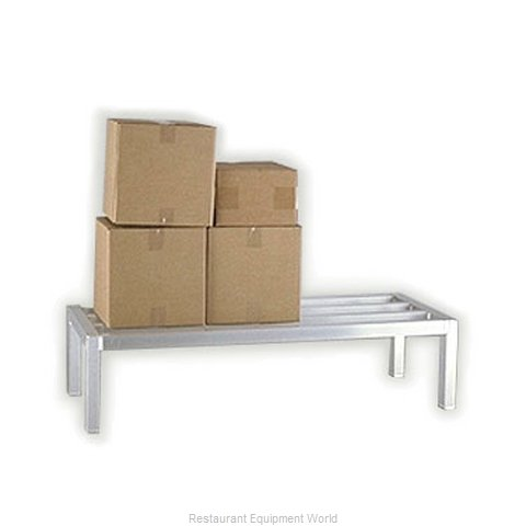 New Age 2031 Dunnage Rack, Tubular (Magnified)