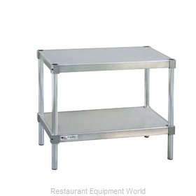 New Age 21830ES24P Equipment Stand, for Countertop Cooking