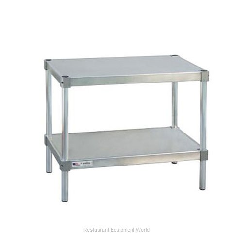 New Age 21848ES36P Equipment Stand for Countertop Cooking