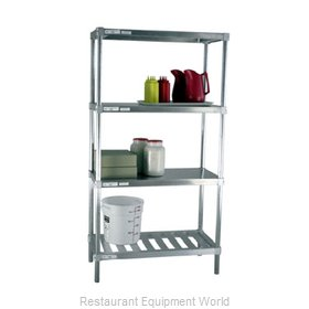 New Age 2448SB Shelving, Solid
