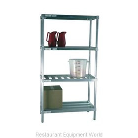 New Age 2460HD Shelving, Tubular